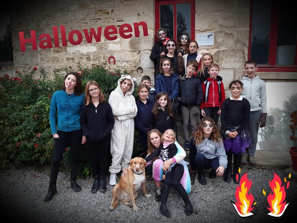 Journée spéciale Halloween