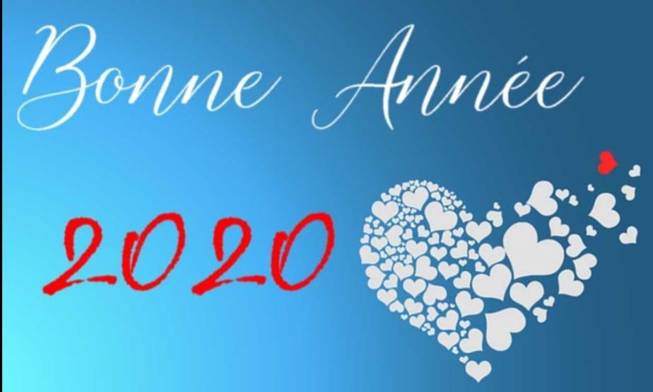 Très Bonne Année 2020 !